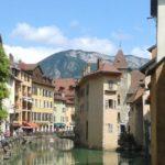 Анси. Как живет маленький город во Франции?